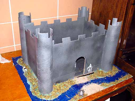 Classroom Design For Grade 8 ~ Medieval castle project