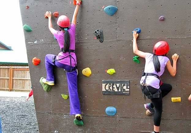 climbing2girls
