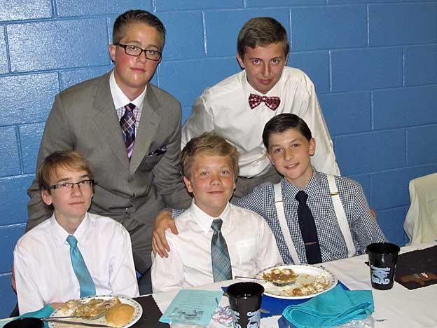 fiveboys