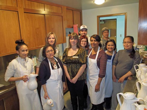 kitchenworkers