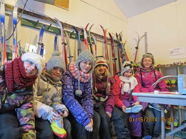 skigirls