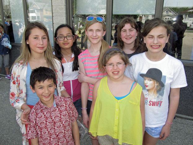sevengirls