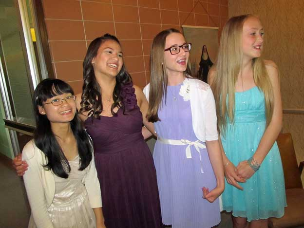 fourlaughgirls