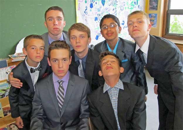 posingboys
