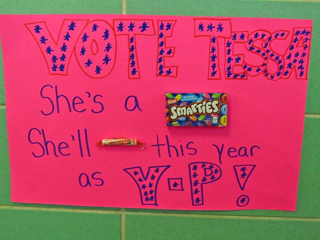 Student Council Elections | Immaculate Heart of Mary School