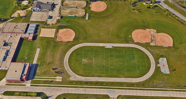 sisler google earth