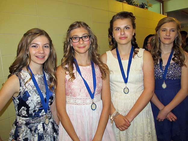 fourgradgirls